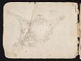 View William Michael Harnett sketchbook digital asset: cover verso