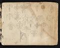 View William Michael Harnett sketchbook digital asset: sketch 1