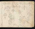 View William Michael Harnett sketchbook digital asset: sketch 3