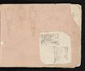 View William Michael Harnett sketchbook digital asset: sketch 8