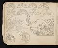 View William Michael Harnett sketchbook digital asset: sketch 10