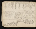 View William Michael Harnett sketchbook digital asset: sketch 12