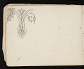 View William Michael Harnett sketchbook digital asset: sketch 14