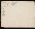 View William Michael Harnett sketchbook digital asset: sketch 16