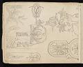 View William Michael Harnett sketchbook digital asset: sketch 20