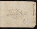 View William Michael Harnett sketchbook digital asset: sketch 21