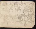 View William Michael Harnett sketchbook digital asset: sketch 27