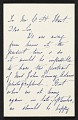 View Mrs. J. Q. Adams letter to Charles Henry Hart digital asset number 0