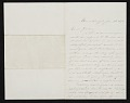 View Henry Kirke Brown letter to John George Brown digital asset number 0