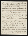 View John Henri Isaac Browere, New York, N.Y. letter to unidentified recipient, New York, N.Y. digital asset number 4