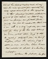 View John Henri Isaac Browere, New York, N.Y. letter to unidentified recipient, New York, N.Y. digital asset number 5