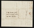 View John Henri Isaac Browere, New York, N.Y. letter to unidentified recipient, New York, N.Y. digital asset number 7