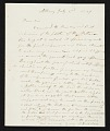 View Anson Dickinson, Albany, N.Y. letter to Asher Brown Durand, New York, N.Y. digital asset number 0
