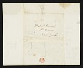 View Anson Dickinson, Albany, N.Y. letter to Asher Brown Durand, New York, N.Y. digital asset number 1