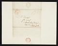 View William Dunlap, Norfolk, Va. letter to Asher Brown Durand, New York, N.Y. digital asset number 1