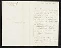 View Christopher Pearse Cranch, Paris, France letter to James Stillman, New York, N.Y. digital asset number 0
