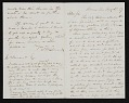 View Francis William Edmonds, Bronxville, N.Y. letter to unidentified recipient digital asset number 0