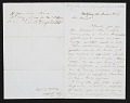 View George Fuller, Montgomery, Ala. letter to Asher Brown Durand digital asset number 0