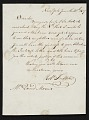 View Charles Henry Hart autograph collection, 1731-1918 digital asset number 0