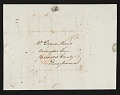 View Robert Fulton, Montgomery, Ala. letter to David Morris, Pa. digital asset number 1
