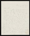 View Richard William Hubbard letter to unidentified recipient digital asset number 0