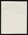View Richard William Hubbard letter to unidentified recipient digital asset number 2