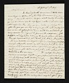 View Charles Cromwell Ingham, New York, N.Y. letter to Asher Brown Durand digital asset number 0