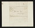 View Matthew Harris Jouett letter to Mr. Hart, New Orleans, La. digital asset number 3