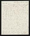 View Nathaniel Jocelyn, New Haven, Conn. letter to John Trumbull digital asset number 0