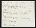 View John Frederick Kensett, Newport, R.I. letter to Asher Brown Durand digital asset number 1