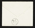 View Frederick W. Kost, Roshanak, R.I. letter to Thomas B. (Thomas Benedict) Clarke, New York, N.Y. digital asset: envelope verso