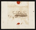 View Charles R. Leslie, London, England letter to Charles Bird King, Baltimore, Md. digital asset number 3