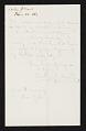 View Larkin G. Mead, Jr., Brattleboro, Vt. letter to Asher Brown Durand digital asset number 1