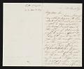 View L. R. (Louis Remy) Mignot, New York, N.Y. letter to James Reid Lambdin, Philadelphia, Pa. digital asset number 0