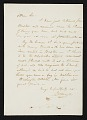 View John Neagle letter to unidentified recipient digital asset number 0