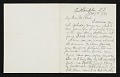 View Thomas Moran, East Hampton, N.Y. letter to unidentified recipient digital asset number 0