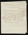 View Raphaelle Peale, Philadelphia, Pa. letter to Charles Willson Peale, New York, N.Y. digital asset number 2