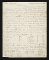 View Rubens Peale, New York, N.Y. letter to Charles F. (Charles Frederick) Mayer, Baltimore, Md. digital asset number 0