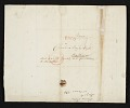 View Rubens Peale, New York, N.Y. letter to Charles F. (Charles Frederick) Mayer, Baltimore, Md. digital asset number 3