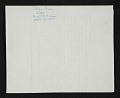 View Titian Ramsay Peale, Washington, D.C. letter to unidentified recipient, Bucks County, Pa. digital asset number 1