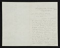 View William Trost Richards, Chester Co., Pa. letter to Charles Henry Hart, New York, N.Y. digital asset number 0