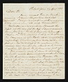 View Alexander Robertson, Philadelphia, Pa. letter to John Trumbull, New York, N.Y. digital asset number 0