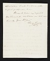 View Henry Sargent, Boston, Mass. letter to John Trumbull, New York, N.Y. digital asset number 1