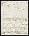 View Joshua Shaw, Philadelphia, Pa. letter to Asher Brown Durand, New York, N.Y. digital asset number 2
