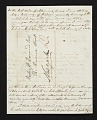 View Joshua Shaw, Philadelphia, Pa. letter to Asher Brown Durand, New York, N.Y. digital asset number 3