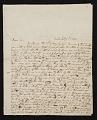View John Smibert, Boston, Mass. letter to unidentified recipient digital asset number 0
