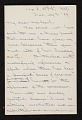 View James David Smillie, New York, N.Y. letter to Charles Henry Hart digital asset number 0