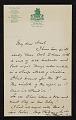 View Julian Story, Philadelphia, Pa. letter to Charles Henry Hart digital asset number 0