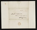 View Thomas Sully, Philadelphia, Pa. letter to Asher Brown Durand, New York, N.Y. digital asset number 2