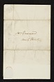 View John Trumbull letter to Asher Brown Durand digital asset number 1